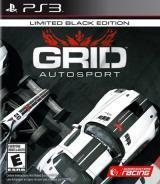 GRID Autosport - PS3 Black Edition