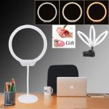 ZOMEI LED RING LIGHT 10 Lámpara de mesa iluminación regulable para fotografía