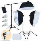 LINCO LINCOSTORE STUDIO LIGHTING FOTOGRAFÍA RETRATO SOFTBOX LIGHT KIT AM246