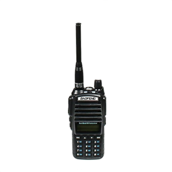 AUTÉNTICA ANTENA ORIGINAL NAGOYA NA-771R DE 16 PULGADAS, retráctil/telescópica VHF/UHF (144/ 430Mhz) Antena SMA-Hembra para radios BTECH y BaoFeng