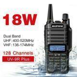 UV-9R 18W PLUS BAOFENG VHF UHF WALKIE TALKIE RADIO DE MANO DE DOBLE BANDA DE DOS VÍAS EE. UU.