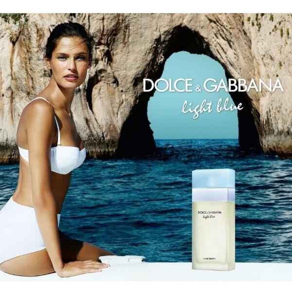 DOLCE GABBANA LIGHT BLUE WOMEN'S EDT 100ML 3.4 NEW IN BOX Spray