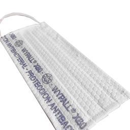 Paquete de 25 mascarillas antibacteriales