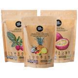 Multi Sabor, John & The Fruits 250 gramos (Paquete de 3)