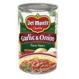 Salsa Ajo y Cebolla Del Monte 24 Onzas