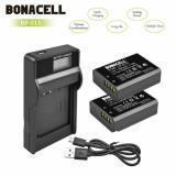 BATERÍA DE EE. UU. PARA CANON LP-E10/USB LCD CARGADOR REBEL T3 T6 EOS 1300D 1100D LPE10 WM Tipo: 2 x Baterías 1 x Cargador LCD
