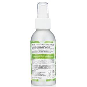 Anti Bug Repellent Spray  . Repelente de insectos.   Hoja de limón + citronela - Para bebés y toda la familia