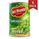 Paquete de 6: Chicharos 200 Gramos Del Monte
