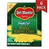 Paquete de 6 Maiz Dulce Tetra Del Monte 380 Gramos