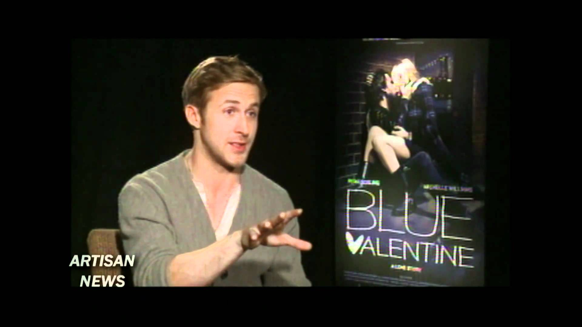 Ryan Gosling Blue Valentine Interview Artisan News Ans