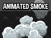 2d animated smoke