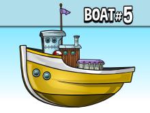 boat five