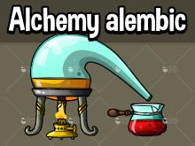 Alchemy Alambic