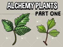 Alchemy plants part one