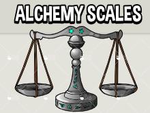 Alchemy scales