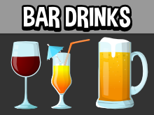 Bar drinks
