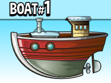 Boat one