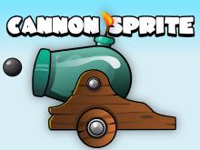 Cannon sprite