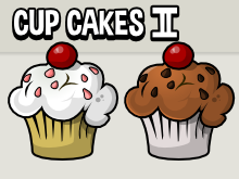 Cup cake game asset number two