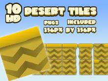 Desert tiles free