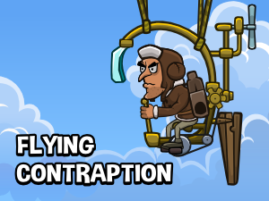 Flying contraption