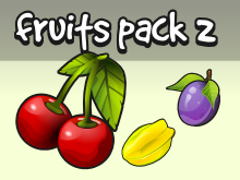 Fruits pack 2