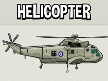 Helicopter sprite