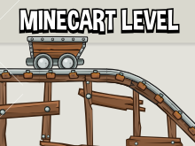 Minecart track pieces