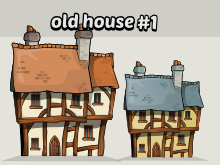 Old house 1