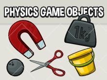 Physics game objects