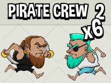 Pirate crew mega pack 2