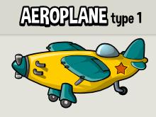 Plane type one