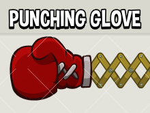 Punching glove