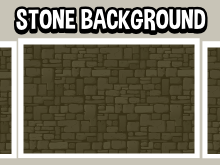 Repeating stone background