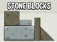 Stone physics blocks