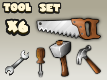 Tools assets