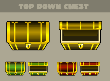 Top down chest