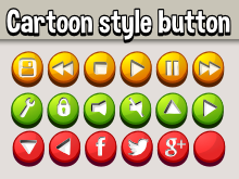 Ui buttons one