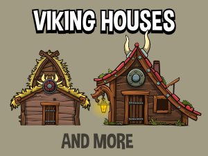 Viking house collection