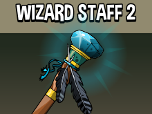 Wizard staff two