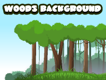 Woods background