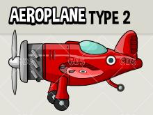 aeroplane type 2