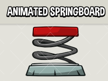animated springboard