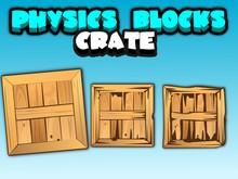 breaking crate