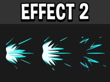 side blast effect