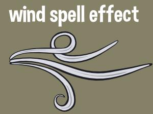 wind effect