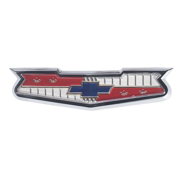 1955 57 Chevy Body Emblems Nameplates
