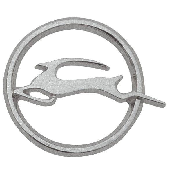 Rear quarter panel emblem pair (these have the circle with the running Impala).