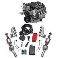 1982-02 Camaro -- Engine / GM Performance Parts /