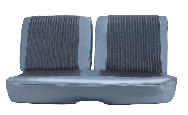 1966 74 A B E Body Front Split Bench Seat Cover